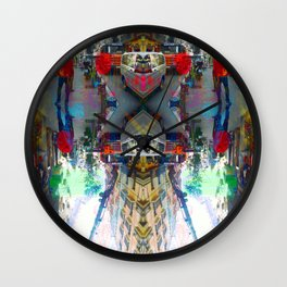 Akin to recalling, instead; understood mimicry. 07 Wall Clock