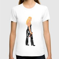buffy the vampire slayer T-shirts featuring Buffy the Vampire Slayer by Ayse Deniz