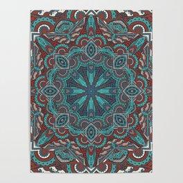 Mandala - Skyward Poster