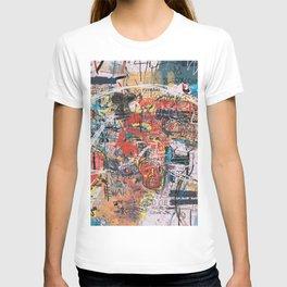 World Mapsqiuat T-shirt