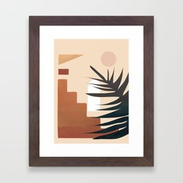 Abstract Elements 19 Framed Art Print