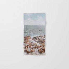 capri, italy Hand & Bath Towel