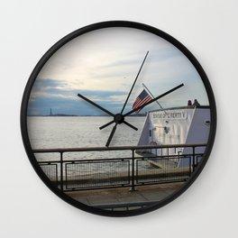 Life In My Big Bad Apple (Pt 15) Wall Clock