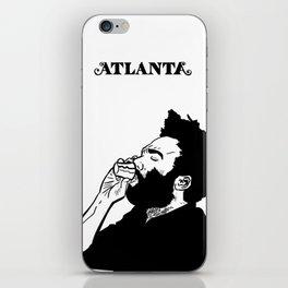 Atlanta - The Club iPhone Skin
