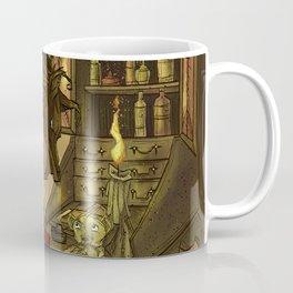 Creature Comforts: Wendiga Coffee Mug