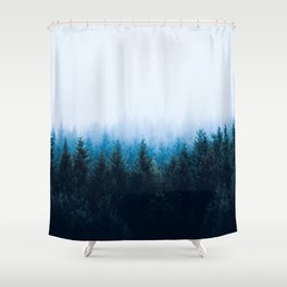 Woodland Haven Shower Curtain