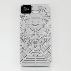 terminator polynesian Slim Case iPhone (4, 4s)