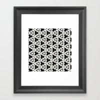 Jeremiassen Black & White Framed Art Print