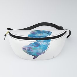 New Jersey Fanny Pack