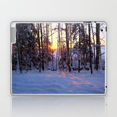 Winter glow Laptop & iPad Skin