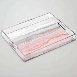 WITHIN THE TIDES - ROSE TO GREY Acrylic Tray