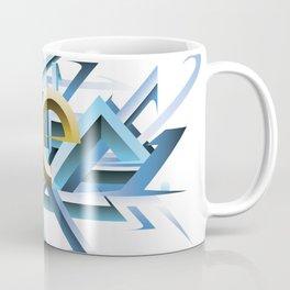Step 3D 445 Coffee Mug