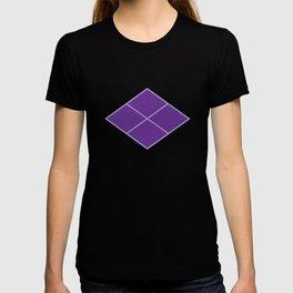 Four quadrangles #2 T-shirt