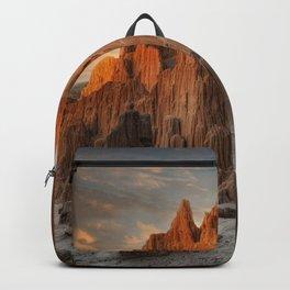 Cathedral Gorge State Park - Utah Backpack