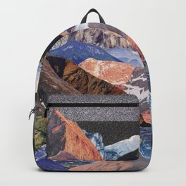 Mountains at Dusk Backpack