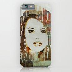 Wild Boys #1 Slim Case iPhone 6s