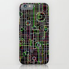 Electro Music Slim Case iPhone 6s