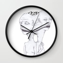 An Observers Guide to Relationships Wall Clock