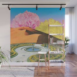 Yearning for Spring Wall Mural