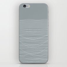 Unstable Lines iPhone Skin