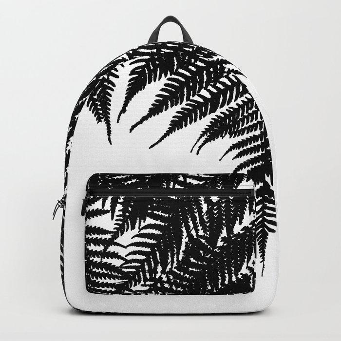 Fern Fringe Backpack