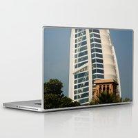 arab Laptop & iPad Skins featuring Dubai - Burj Al Arab by gdesai