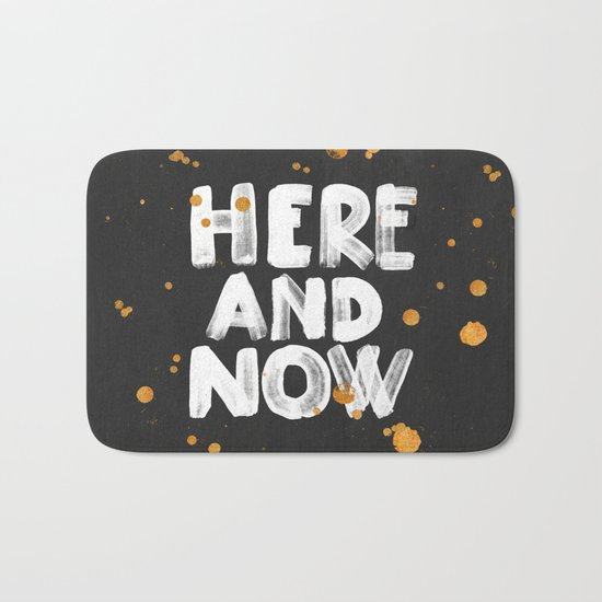 Here And Now Bath Mat