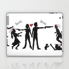 Zombie Hunting II Laptop & iPad Skin