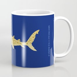 Jaguar Shark Coffee Mug
