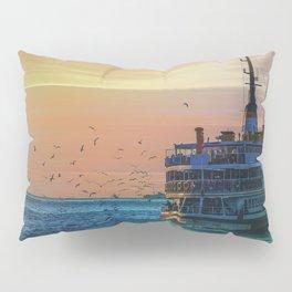 sunset ll Pillow Sham