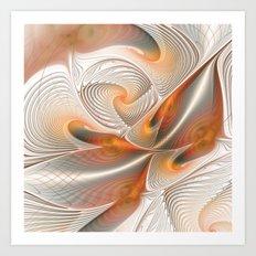 fractal design -111- Art Print