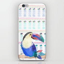 • CR Tucan • iPhone Skin