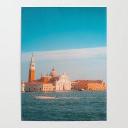Ciao Venezia Poster