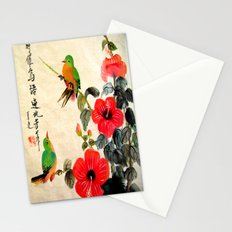 courting season Stationery Cards
