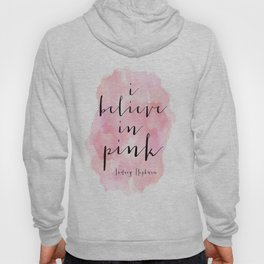 I Believe In Pink, Nursery Girls,Girls Room Decor,Gift For Her,Girly Svg,Hot Pink,Scandinavian Print Hoody