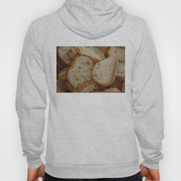 Artisan Bread Slices Hoody