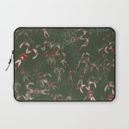 Candy Canes Galore! Laptop Sleeve