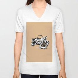 Bike 3 Unisex V-Neck