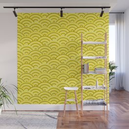 Traditional Japanese Ornament No. 15 Wall Mural