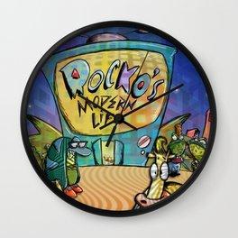 Rocko's Modern Life Wall Clock