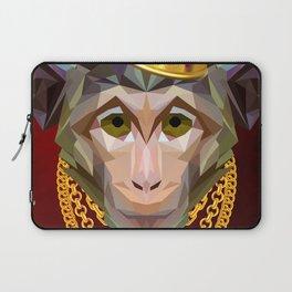 The King of Monkeys Laptop Sleeve