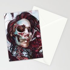 Queen of Ravens Stationery Cards