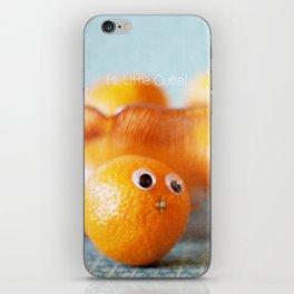 Hi, Little Cutie! iPhone Skin