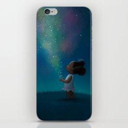 Wish Jar iPhone Skin
