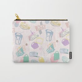 Shopaholic Carry-All Pouch
