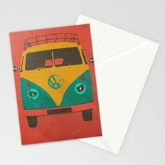 kombie shadow Stationery Cards