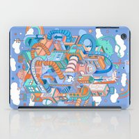 kpop iPad Cases featuring George's place by Polkip