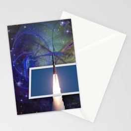 Take Me To The Stars Stationery Cards