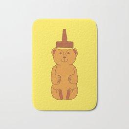 Honey Bear Bath Mat