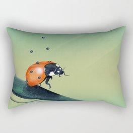 Oh, Bugger (Spring Version) Rectangular Pillow